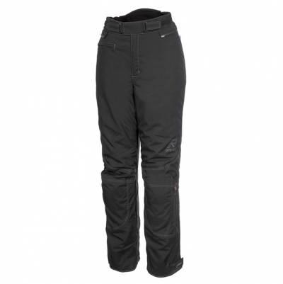 Rukka Damen Textilhose RCT, Kurzgröße, schwarz