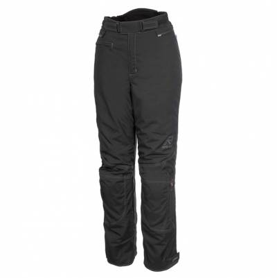Rukka Damen Textilhose RCT, Langgröße, schwarz