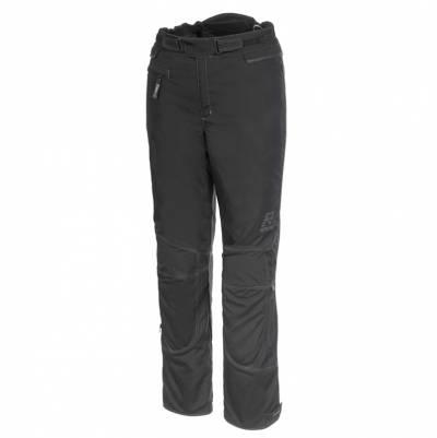 Rukka Herren Textilhose RCT, Kurzgröße, schwarz