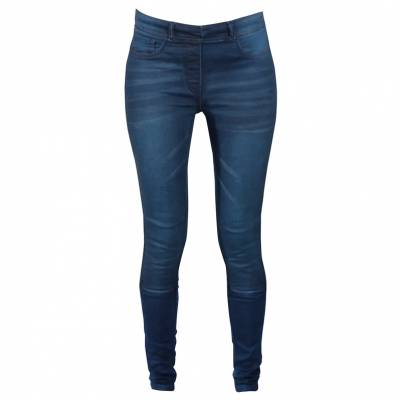 Rusty Stitches Jeans Hose Ella Denim, blau