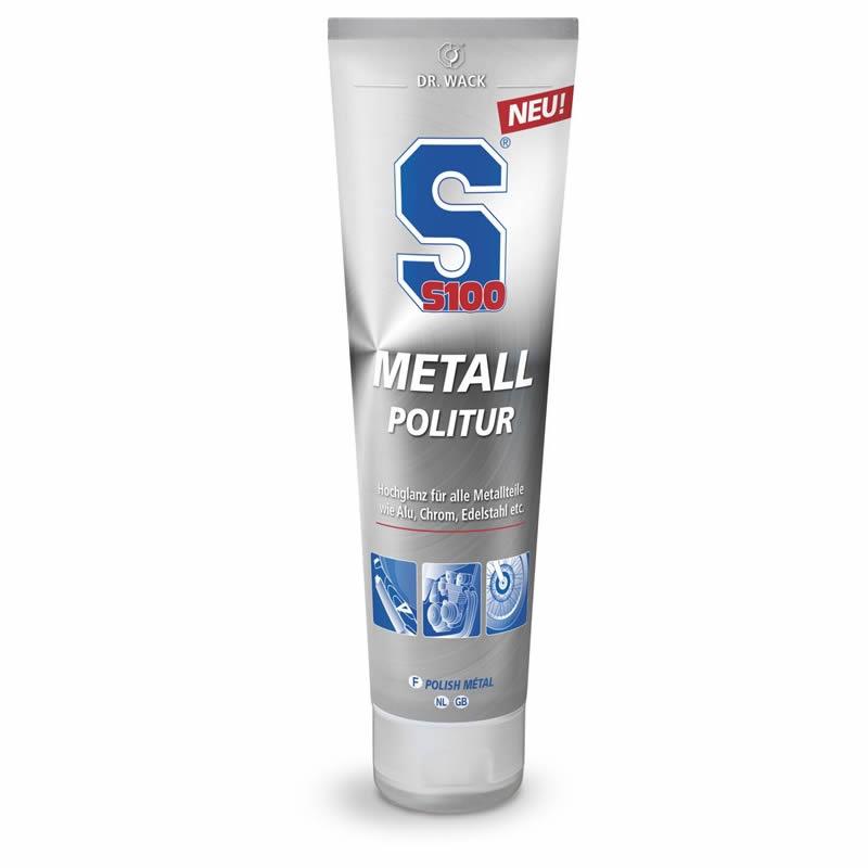 S100 Metallpolitur 100 ml