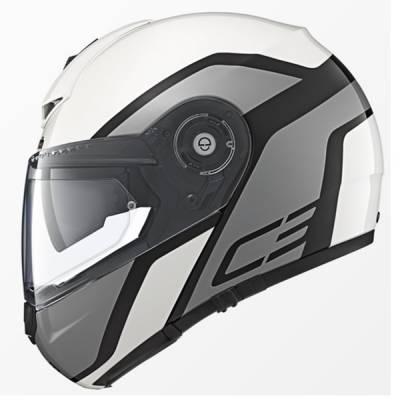 Schuberth Helm C3 Pro Observer White, weiß