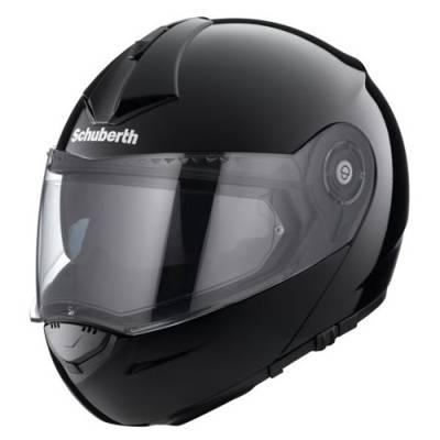Schuberth Helm C3 Pro, schwarz