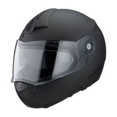 Schuberth Helm C3 Pro, schwarz-matt