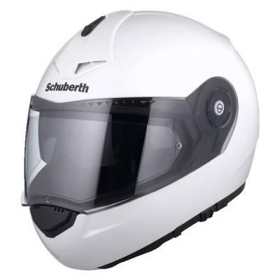 Schuberth Helm C3 Pro, weiß