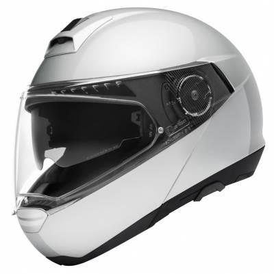 Schuberth Helm C4 Basic, silber