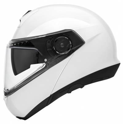 Schuberth Helm C4 Basic, weiß