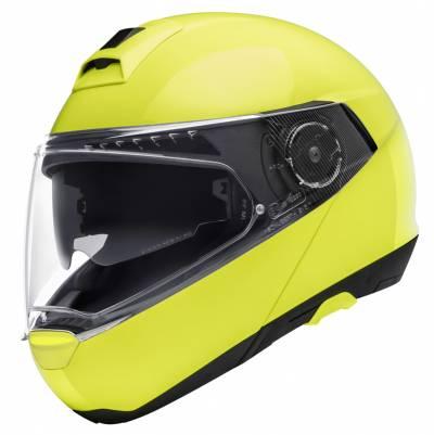 Schuberth Helm C4 Pro, fluogelb