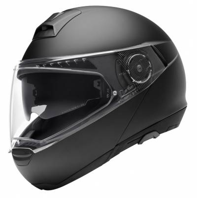 Schuberth Helm C4 Pro, schwarz-matt