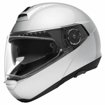 Schuberth Helm C4 Pro, silber