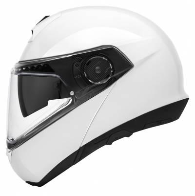 Schuberth Helm C4 Pro, weiß