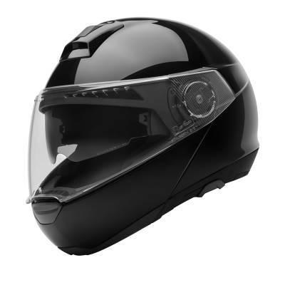 Schuberth Helm C4, schwarz