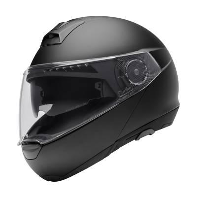 Schuberth Helm C4, schwarz-matt