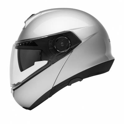 Schuberth Helm C4, silber