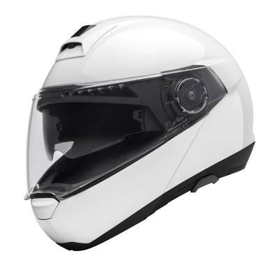 Schuberth Helm C4, weiß