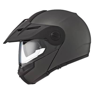 Schuberth Helm E1, anthrazit matt
