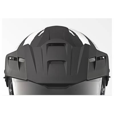 Schuberth Helm E1, schwarz matt