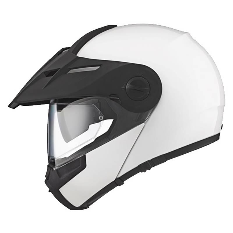 Schuberth Helm E1, weiß