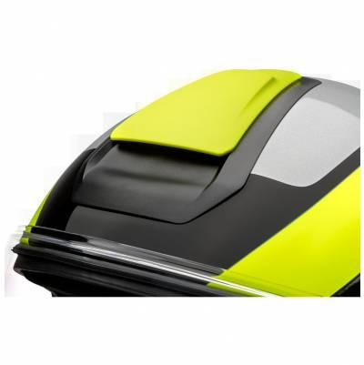 Schuberth Helm R2 Enforcer Yellow, grau-schwarz-fluogelb