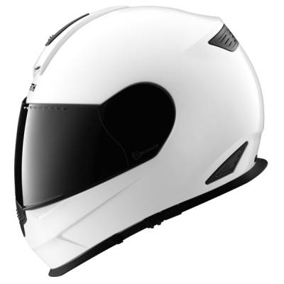 Schuberth Helm S2 Sport, weiß