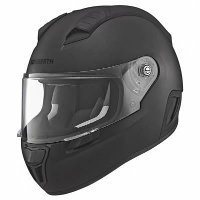 Schuberth Helm SR2, schwarz matt