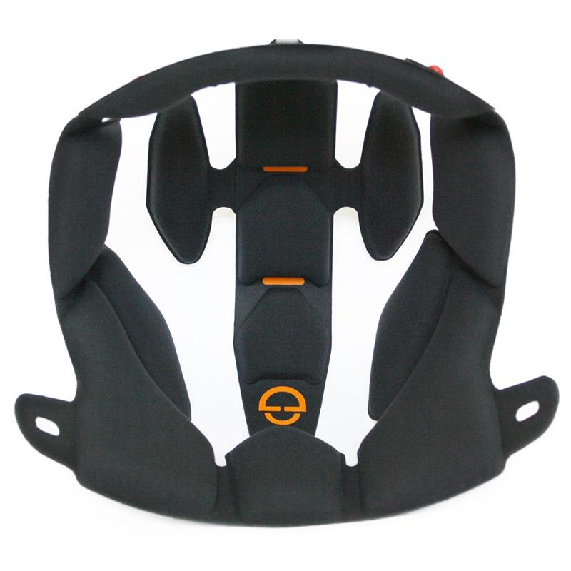 Schuberth Kopfpolster C4, schwarz