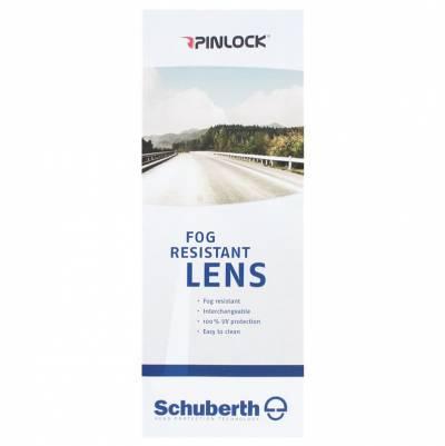 Schuberth Pinlock®-Scheibe für C3/C3 Pro/S2, klar