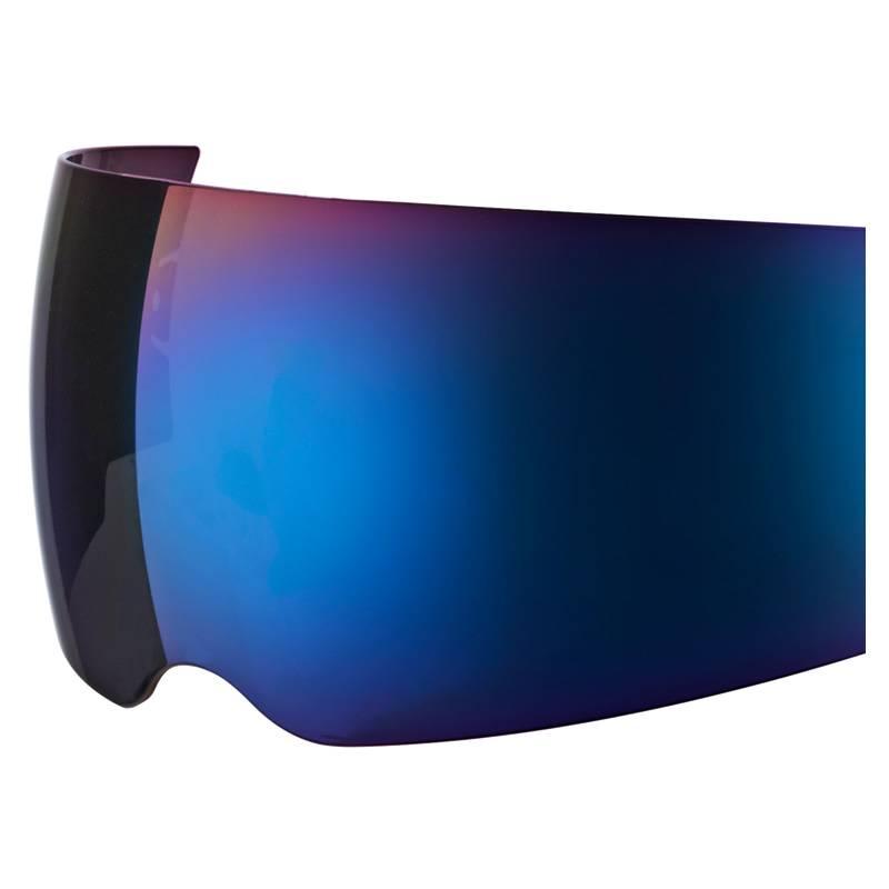 Schuberth Sonnenblende C3 pro, blau verspiegelt