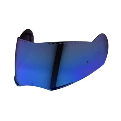 Schuberth Visier C3, S2 und C3 Pro, blau verspiegelt