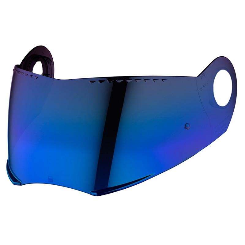 Schuberth Visier E1, blau versiegelt