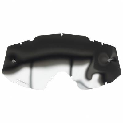 Scorpion Ersatzglas Goggles E18 Antifog für E18 Brille, getönt