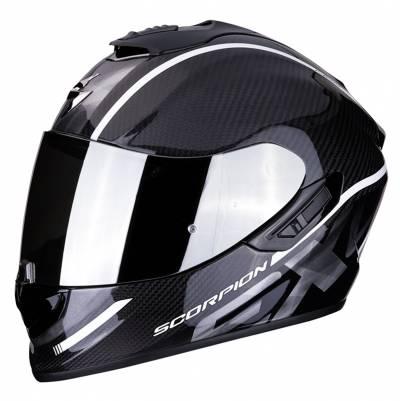 Scorpion EXO-1400 Air Carbon Grand, schwarz-weiß