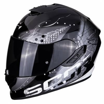 Scorpion EXO-1400 Air Classy, schwarz-weiß-silber