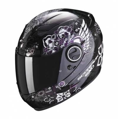 Scorpion EXO-490 Divina, schwarz chamäleon