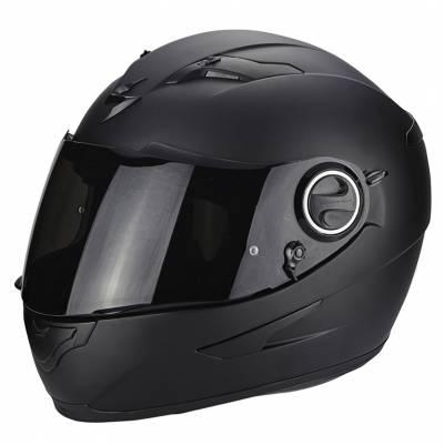 Scorpion EXO-490 Solid, schwarz matt