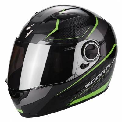 Scorpion EXO-490 Vision, schwarz-grün