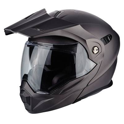 Scorpion Helm ADX-1 Solid, matt anthrazit
