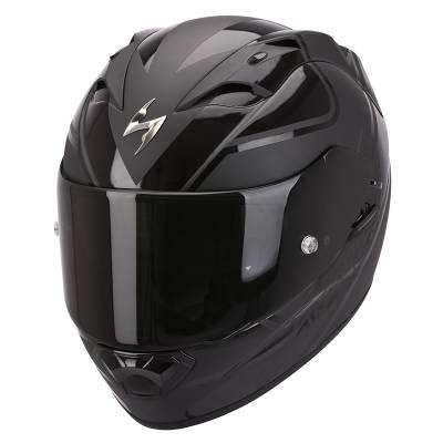 Scorpion Helm Exo-1200 Air Freeway, schwarz-glanz-matt