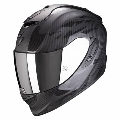 Scorpion Helm EXO-1400 Air Carbon Obscura