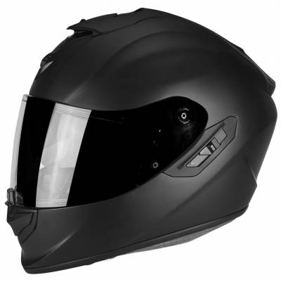 Scorpion Helm EXO-1400 Air Solid, matt schwarz