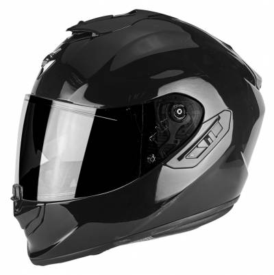Scorpion Helm EXO-1400 Air Solid, schwarz