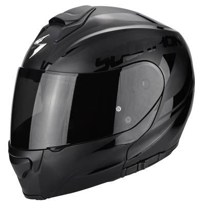 Scorpion Helm Exo-3000 Air Serenity, schwarz-schwarz-matt