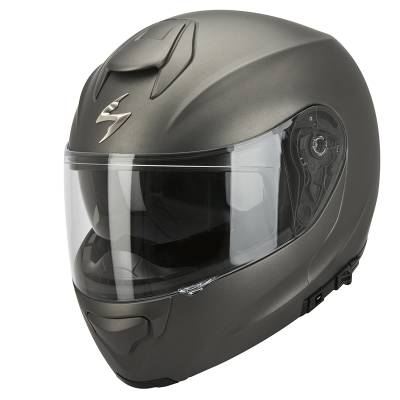 Scorpion Helm Exo-3000 Air Solid, anthrazit matt