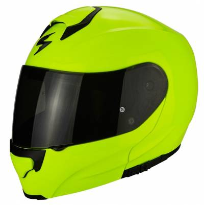 Scorpion Helm Exo-3000 Air Solid, fluogelb