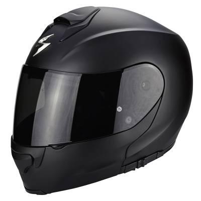 Scorpion Helm Exo-3000 Air Solid, schwarz matt