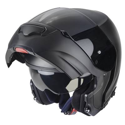 Scorpion Helm Exo-3000 Air Solid, schwarz matt