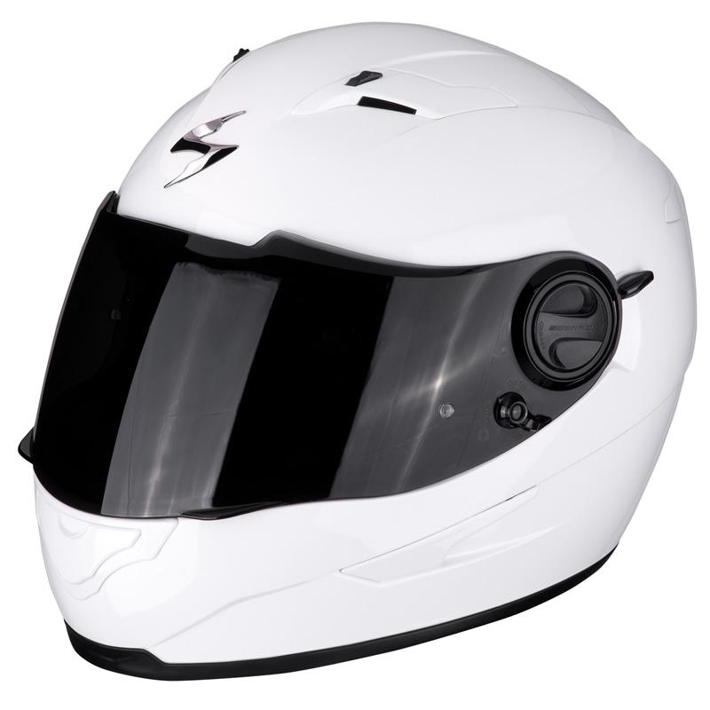 Scorpion Helm EXO-490 Solid, weiß