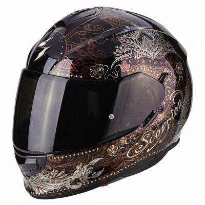 Scorpion Helm Exo-510 Air Azalea, chameleon rot
