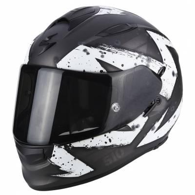 Scorpion Helm Exo-510 Air Marcus, matt grau-weiß