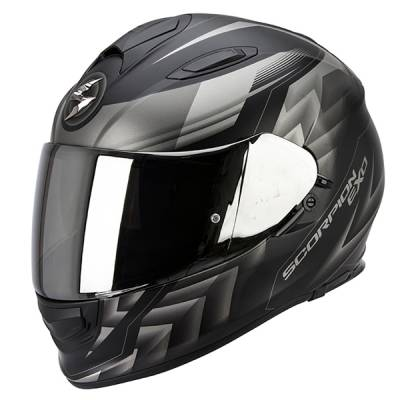 Scorpion Helm Exo-510 Air Scale, schwarz-anthrazit matt